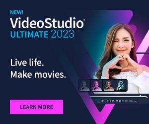 Corel Corporation - DM_VideoStudio Ultimate 2021 – 300×250