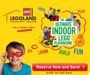 LEGOLAND® Discovery Center Dallas/Fort Worth