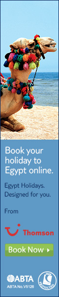 Thomson Holidays to Egypt