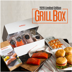 SUMMER GRILLING SPECIAL - Limited Edition Grill Box + Free Shipping At Vital Choice!