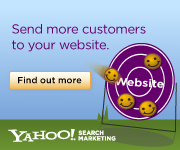 Yahoo! Search Marketing pay per click search engines