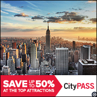 Save 50% on top tourist attractions with CityPass