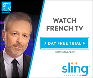 Stream French TV With Sling TV