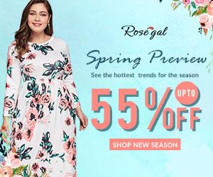 Rosegal Spring Preview