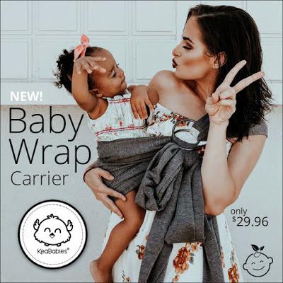 BabyEarth Keababies Wrap