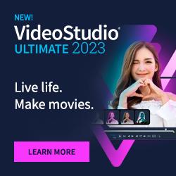 Corel Corporation - DM_VideoStudio Ultimate 2021 – 250×250