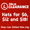 Clearance items at lids.ca™!