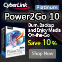 CyberLink Power2Go 6