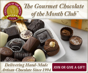 Artisanal Chocolates Delivered each month