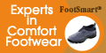 FootSmart keeps you moving in comfort