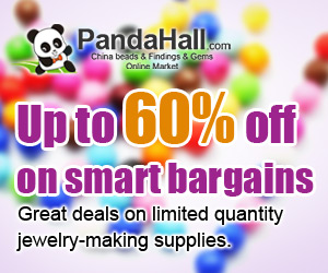 PandaHall Coupon Code - Up to 60% off for bargain price