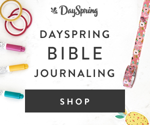 dayspring bible journaling