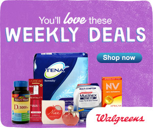 Weekly Deals from Walgreens
