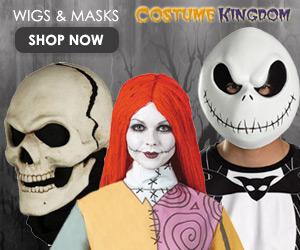 Halloween Wigs & Masks