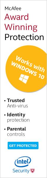 McAfee Antivirus Software Solutions