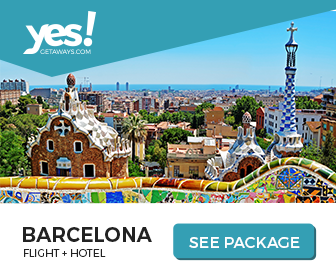Yes Getaways - Barcelona