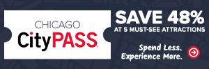 Save 50% on Chicago Attractions with CityPass