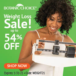 Botanic Choice Weight Loss Sale Up To 54% Off!