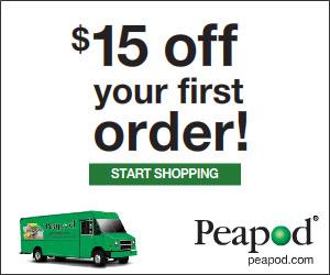 Peapod Promo Code $15 Off
