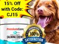 120x90 Calming Chews 15% Off Coupon
