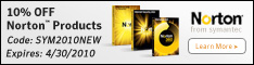 20% off Norton product bundles