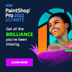 Corel Corporation - DM_PaintShop Pro 2021 Ultimate – 250X250