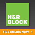 Save 25% on H&R Block At Home Online Premium