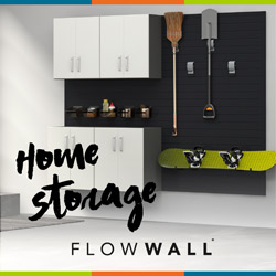Flow Wall Cabinets