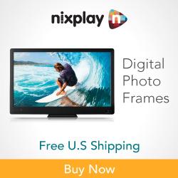 Nixplay Digital Photo Frames
