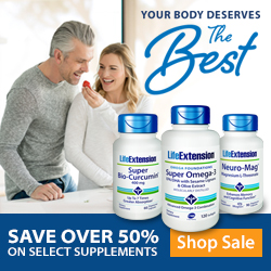 Life Extension Discount Code 2018 - 50% Off Best of LE Sale