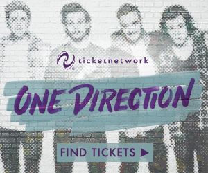 One Direction Tickets