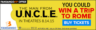 The Man from U.N.C.L.E. Sweepstakes