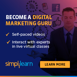250x250 Digital Marketing Certified Associate - Self-Paced Videos