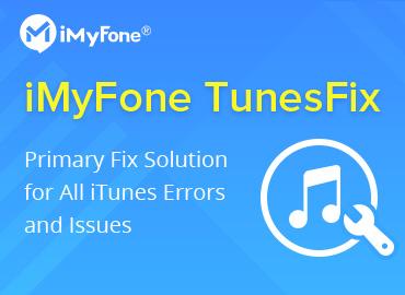 iMyFone TunesFix