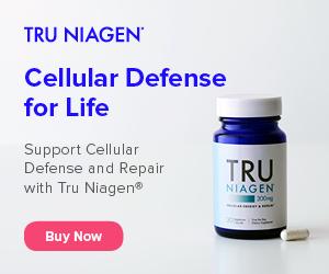 Shop Tru Niagen!