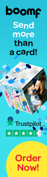 Everyday Birthday Bomb - 160x600