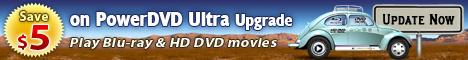 PowerCinema, CyberLink DVD Solutions