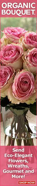 Send Eco-Elegant Flowers