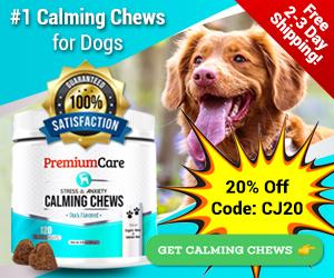 300x250 Calming Chews 15% Off Coupon