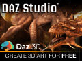 DAZ Studio 4 - Create 3D Art for Free