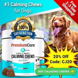 300x300 Calming Chews 15% Off Coupon