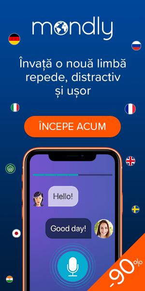 Învață o nouă limbă repede, distractiv și ușor