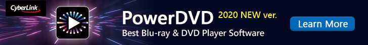 PowerDVD Product page