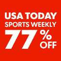 USA TODAY SPORTS WEEKLY CJ