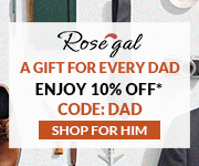 Father's Day: 10% OFF with coupon + FREE SHIPPING