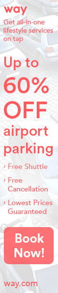 Up To 60% OFF Airport Parking