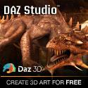 DAZ Studio - Create 3D Art for Free