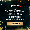 NEW PowerDirector 11-Revolutionary Video Editing, Pro Video Production