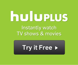 FREE Trial of Hulu Plus...
