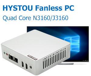 Hystou Mini PCs